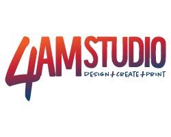 4am Studio Logo