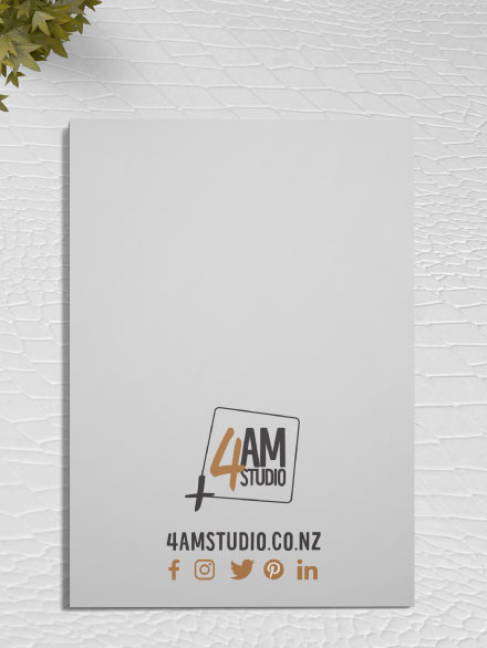 KINGSTON, NEW ZEALAND GREETING CARD